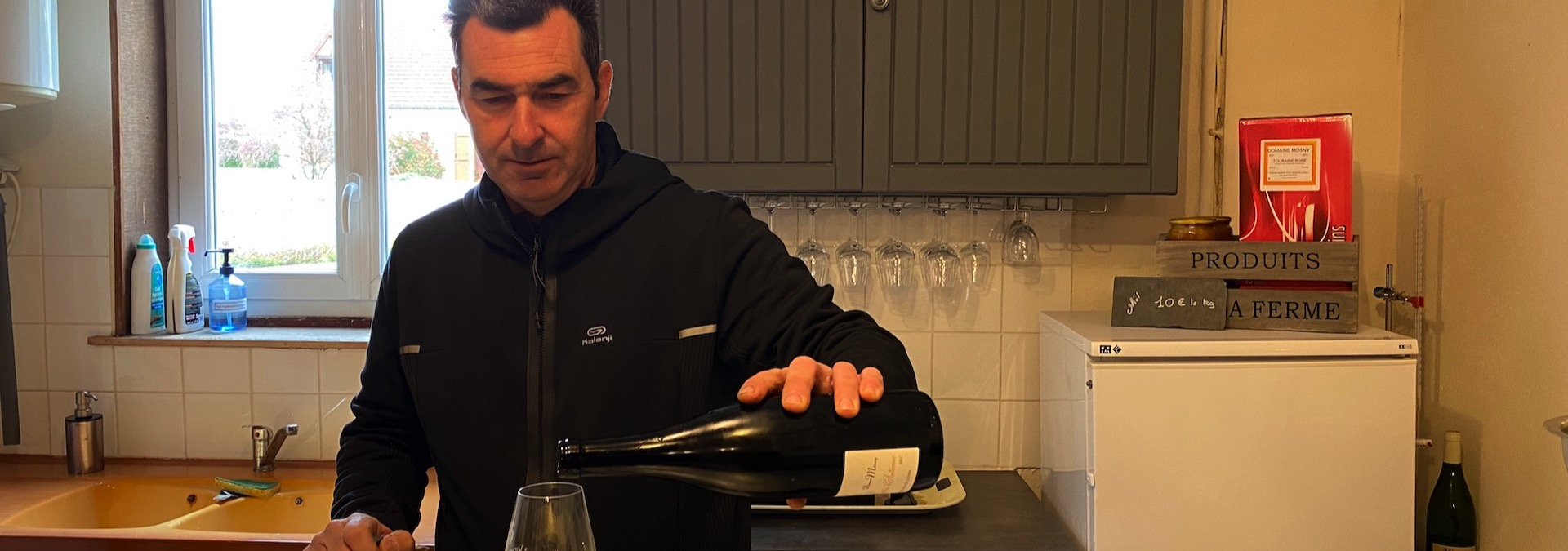 Discovery of the Chenin blanc